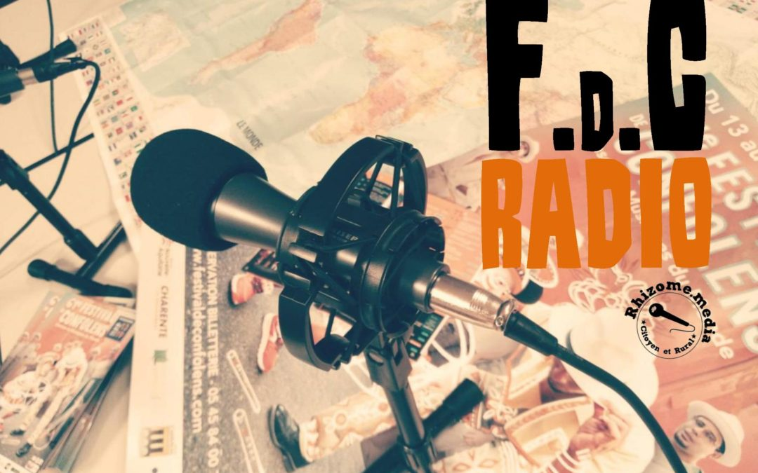 Confolens – FdC Radio 2018