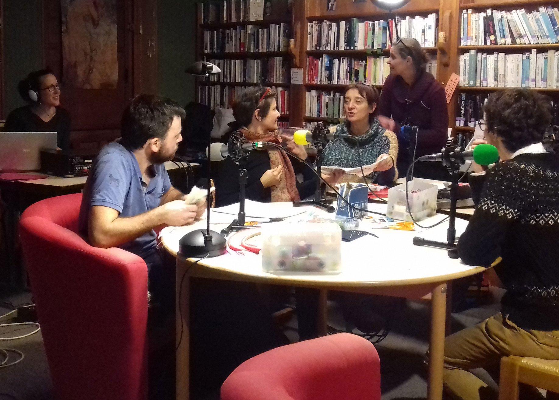 Bouëx: une myriade d'artistes pour des projets collaboratifs