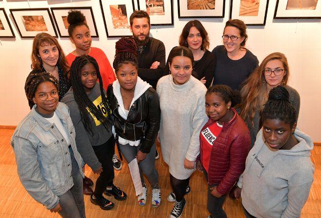 Onde2choc : quand des adolescent(e)s découvrent la création sonore à Limoges