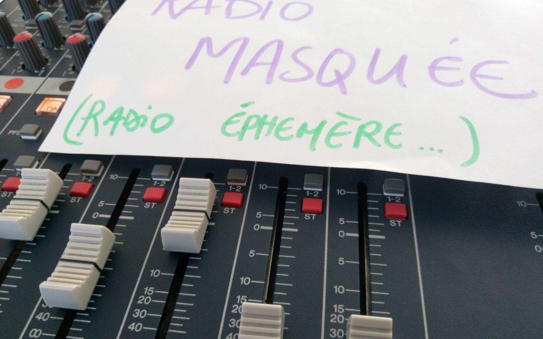 Laboratoire – Radio Masquée