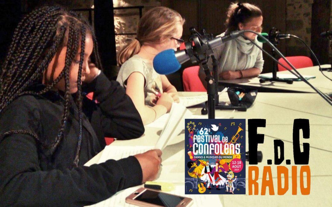 Confolens – FdC Radio 2019