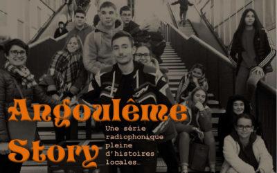 L'Isle d'Espagnac – Angoulême Story
